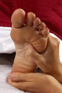 Massage Reflexology At Day Spa